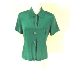 NWOT Jessica Howard womens jacket button down 908